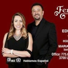 Eduardo Y Maria User Profile