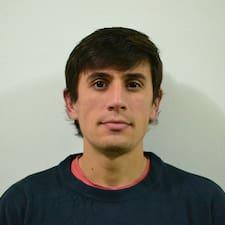 Profil Pengguna Lucas Martin