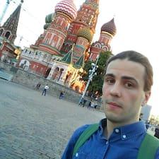Olov User Profile