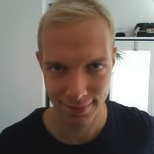 Sascha Brukerprofil