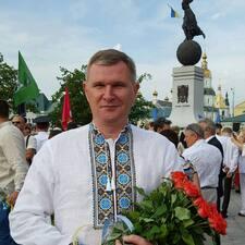 โพรไฟล์ผู้ใช้ Mykola