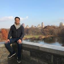 Gilberto Antonio felhasználói profilja