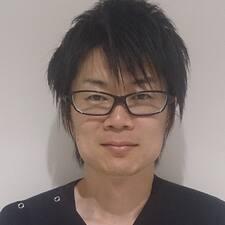 Profil utilisateur de Haruhisa