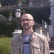 Användarprofil för Stjepan