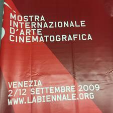 Användarprofil för Alessandro
