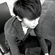 德 felhasználói profilja