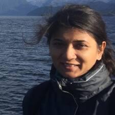 Profil Pengguna Bhavina
