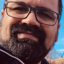 Djamal felhasználói profilja