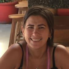 Flávia felhasználói profilja