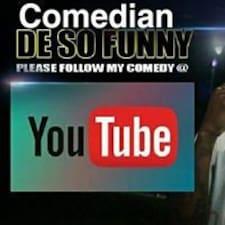 โพรไฟล์ผู้ใช้ Comedian