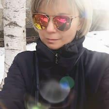 Ярослава的用戶個人資料