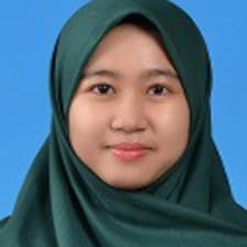 Wan Adrina User Profile