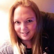 Amber felhasználói profilja