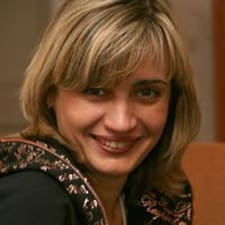 Profil utilisateur de Ксенія