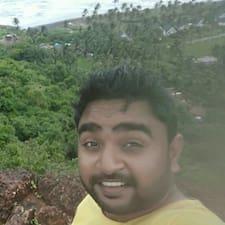 Gebruikersprofiel Rishabh