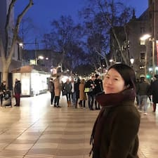 Profil utilisateur de Ying(Nicole)