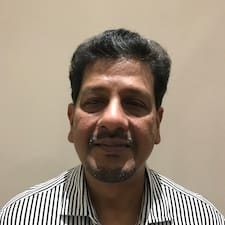 Henkilön Salehin käyttäjäprofiili