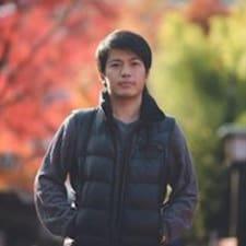 涼平 felhasználói profilja