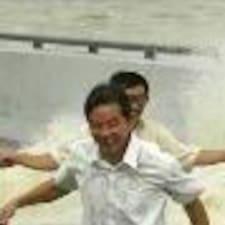 Yonggang felhasználói profilja