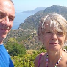 Nutzerprofil von Takis & Marie-Cecile