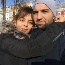 Aisha And Ilyar User Profile