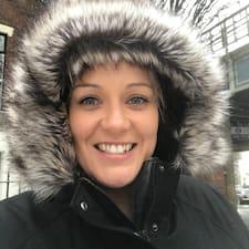 Melissa Brukerprofil
