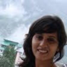 Profil utilisateur de Somya