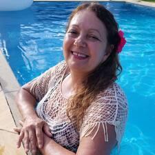 Margarida felhasználói profilja