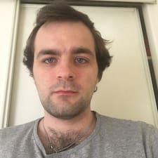Brajan felhasználói profilja