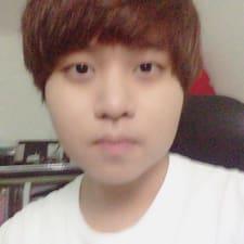 Gebruikersprofiel Jinwoo