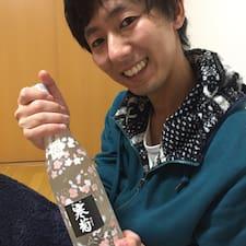 Henkilön Ryohei käyttäjäprofiili