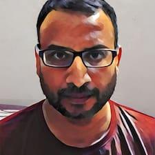 Profil korisnika Sreejith