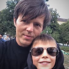 Wojciech felhasználói profilja