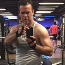 Profil Pengguna Marcelo Aristides