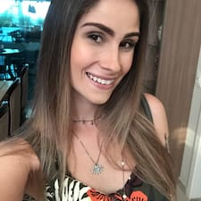 Användarprofil för Ana Clara