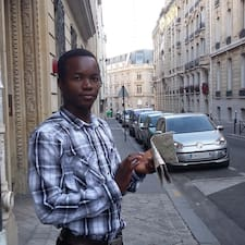 Profil utilisateur de Malingumu Namegabe