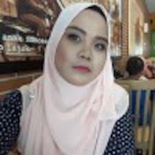 Farhana - Uživatelský profil