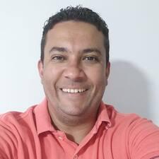 Cleber felhasználói profilja