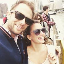Matt & Dana felhasználói profilja