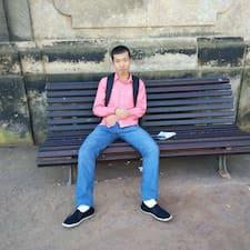 Changle felhasználói profilja