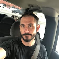 Jeremy felhasználói profilja