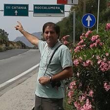 Gabriel Cayetano User Profile