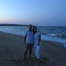 Antony & Sue Brugerprofil