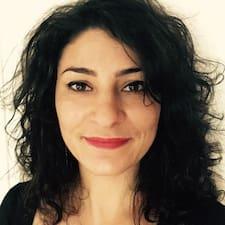 Mouna - Uživatelský profil