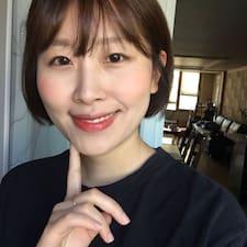 Cholong felhasználói profilja