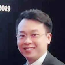 Chin felhasználói profilja