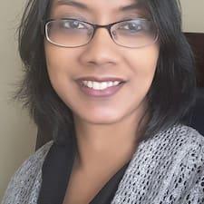 Anjuman - Uživatelský profil
