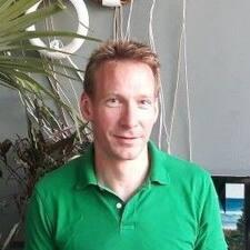 Gebruikersprofiel Matthias