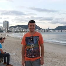Antonio Marcio felhasználói profilja