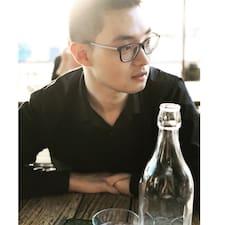 Profil utilisateur de Tianqi